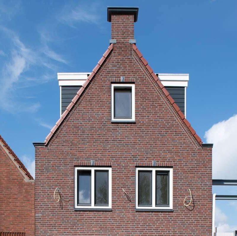 Nieuwbouw woonhuis Volendam