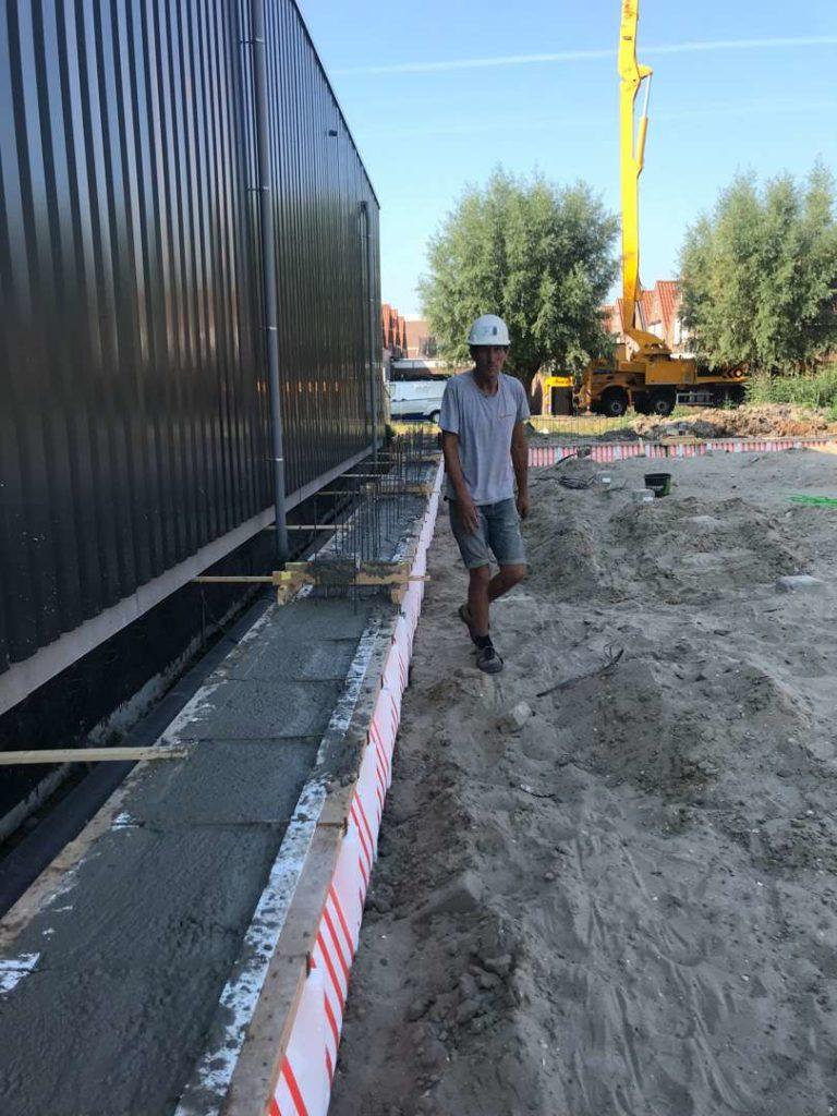 Bouwbedrijf Aannemingsbedrijf JWM Bouw Kivo nieuwbouw 04