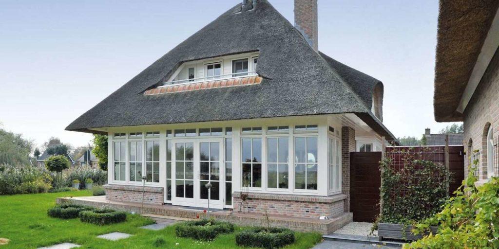 Bouwbedrijf Aannemingsbedrijf JWM Bouw villa Den Ilp